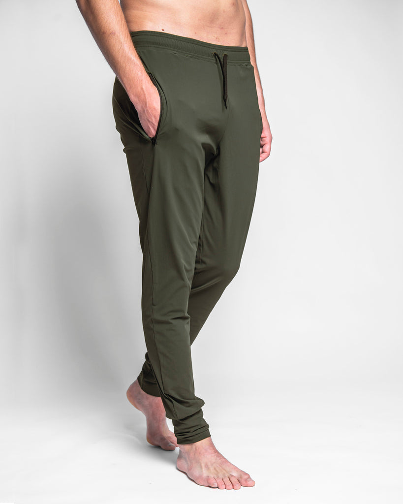 Recycled & multifunctional Yed Joggers for men