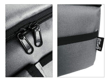 Cargar imagen en el visor de la galería, PuTwo Insulated Lunch Bag 8L Leakproof Lunch Bag for Adults Lunch Bag for Kids Women Men Lunch Boxes Picnic Bags Lunch Cooler Bag Meal Prep Bag Bento Box Lunch Tote for Camping Travel - Grey