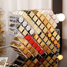 画像をギャラリービューアに読み込む, PuTwo Lipstick Organizer, 28 Grids Lipstick Holder, Clear Makeup Organizer, Lipstick Organizers and Storage, Lipstick holder Organizer, Lip Gloss Organizer, Makeup Storage for Makeup Display, Vanity