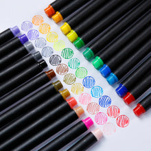 Load image into Gallery viewer, PuTwo Coloured Pens 24 pcs