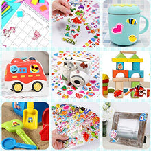 画像をギャラリービューアに読み込む, PuTwo Stickers 600+, 30 Different Sheets Puffy Stickers, Cute Stickers, Kids Stickers, Sticker Sheets, 3D Stickers, Stickers for Kids, Stickers for Toddlers, Sticker for Birthday Gift, Kid's Crafts
