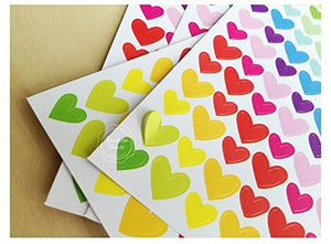 PuTwo Reward Craft Stickers 1200 pcs