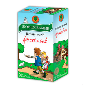 Forest Nook Tea 30g | Children Series 20 Bags - Kuker Shop