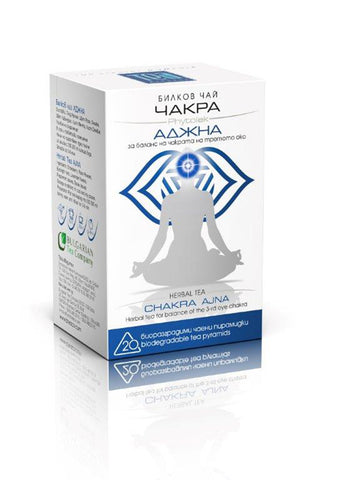 Third Eye Chakra Tea Ajna 20 Bags 30g - Kuker Shop