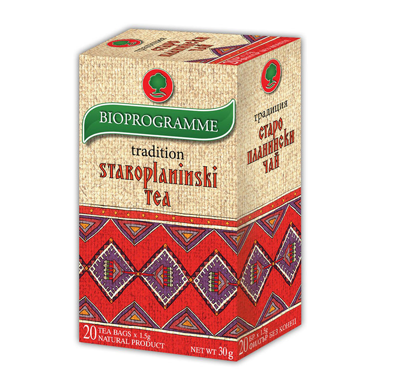 Staroplaninski Tea | 30g Traditional Tea
