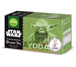 Yoda Tea Star Wars Bagged 30g Green Tea Disney yoda tea - Kuker Shop