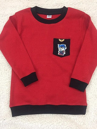 Kids Winter Full Sleeve T-Shirt  MF15 @ 2 Taka Coupon