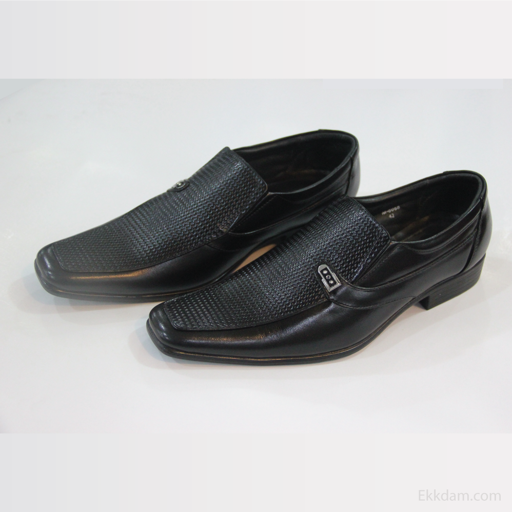 Man's Leather Shoe 9043 @ 15 Taka Coupon