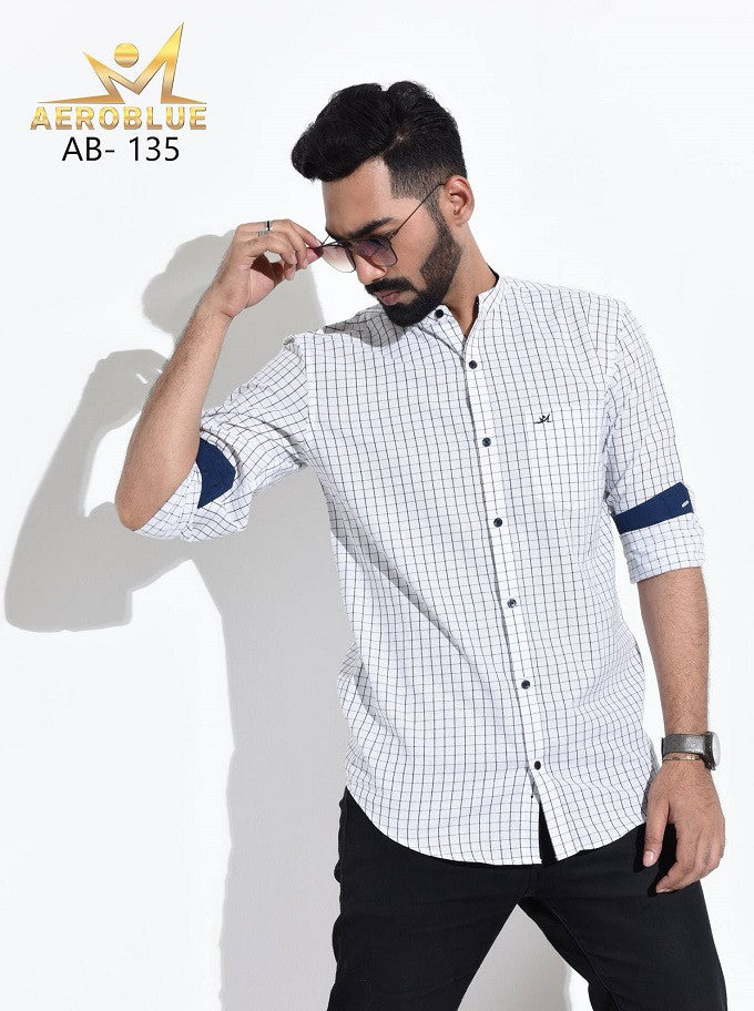 Aeroblue Eid Collection Gents Shirt A17 @ 10 Taka Coupon