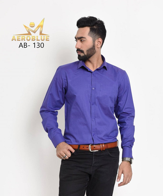 Aeroblue Eid Collection Gents Shirt A15 @ 13 Taka Coupon