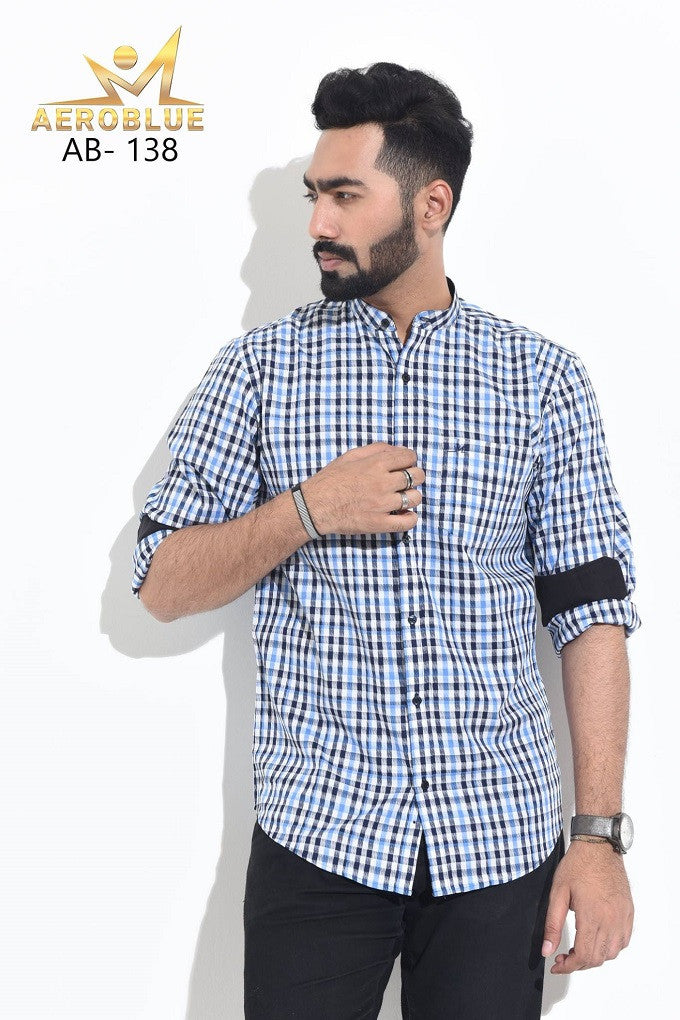 Aeroblue Eid Collection Gents Shirt A19 @ 10 Taka Coupon