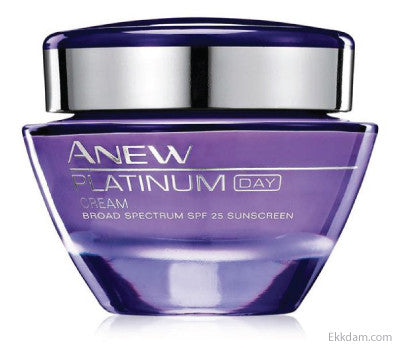 Anew Platinum Day Cream SPF 25