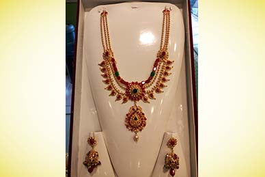 Indian Silver Ornaments Set @ 173 Taka Coupon