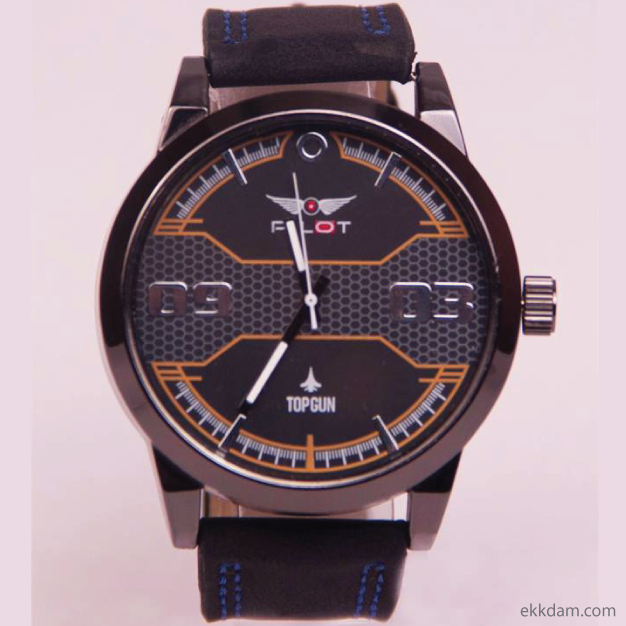 Pilot men's Wrist Watch  PL106 @ 35 Taka Coupon
