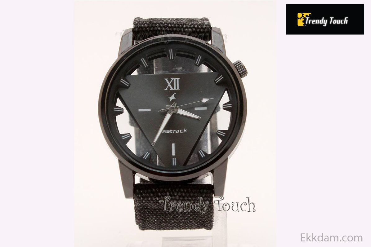 Fastrack men's Wrist Watch!!! @ 35 Taka Coupon