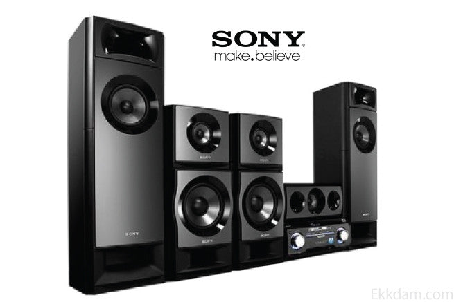 SONY Home Theater System @ 800 Taka Coupon