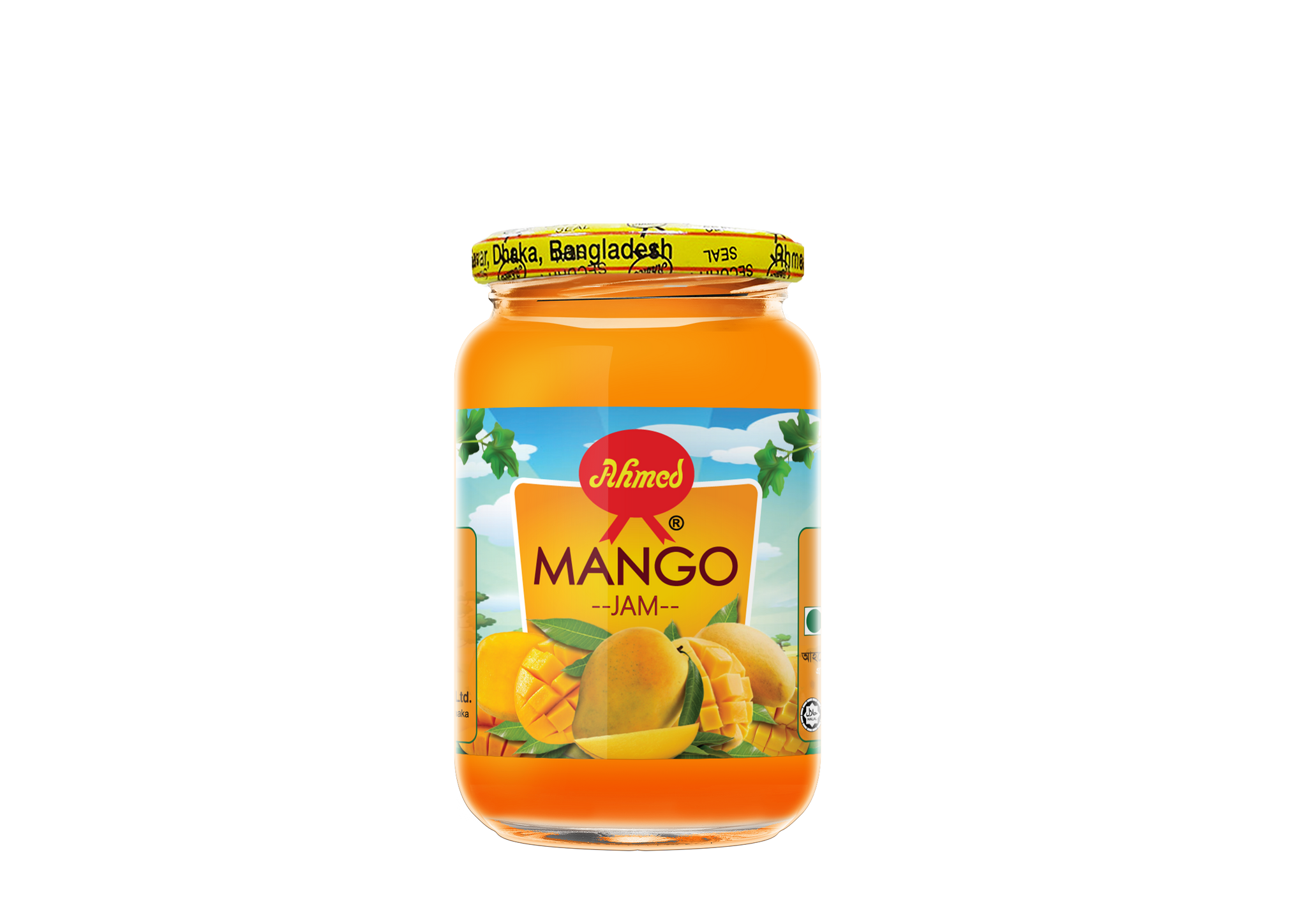 Ahmed Mango Jam 200 gm
