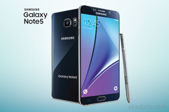 Samsung Galaxy Note 5 @ 737 Taka Coupon