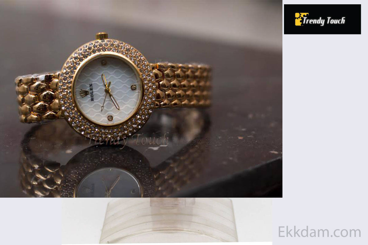 Rolex Women's wrist watch!!! @ 78 Taka Coupon