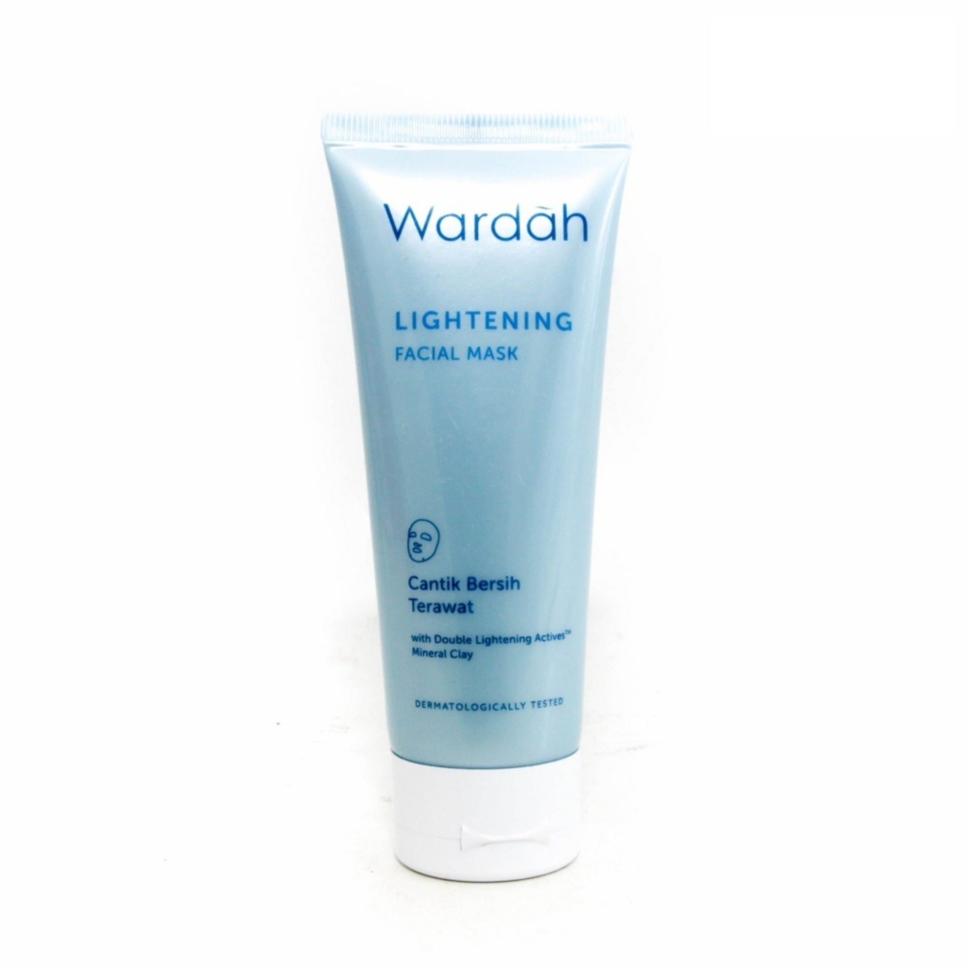Wardah Lightening Facial Mask with Double Ligthening Actives 60ml