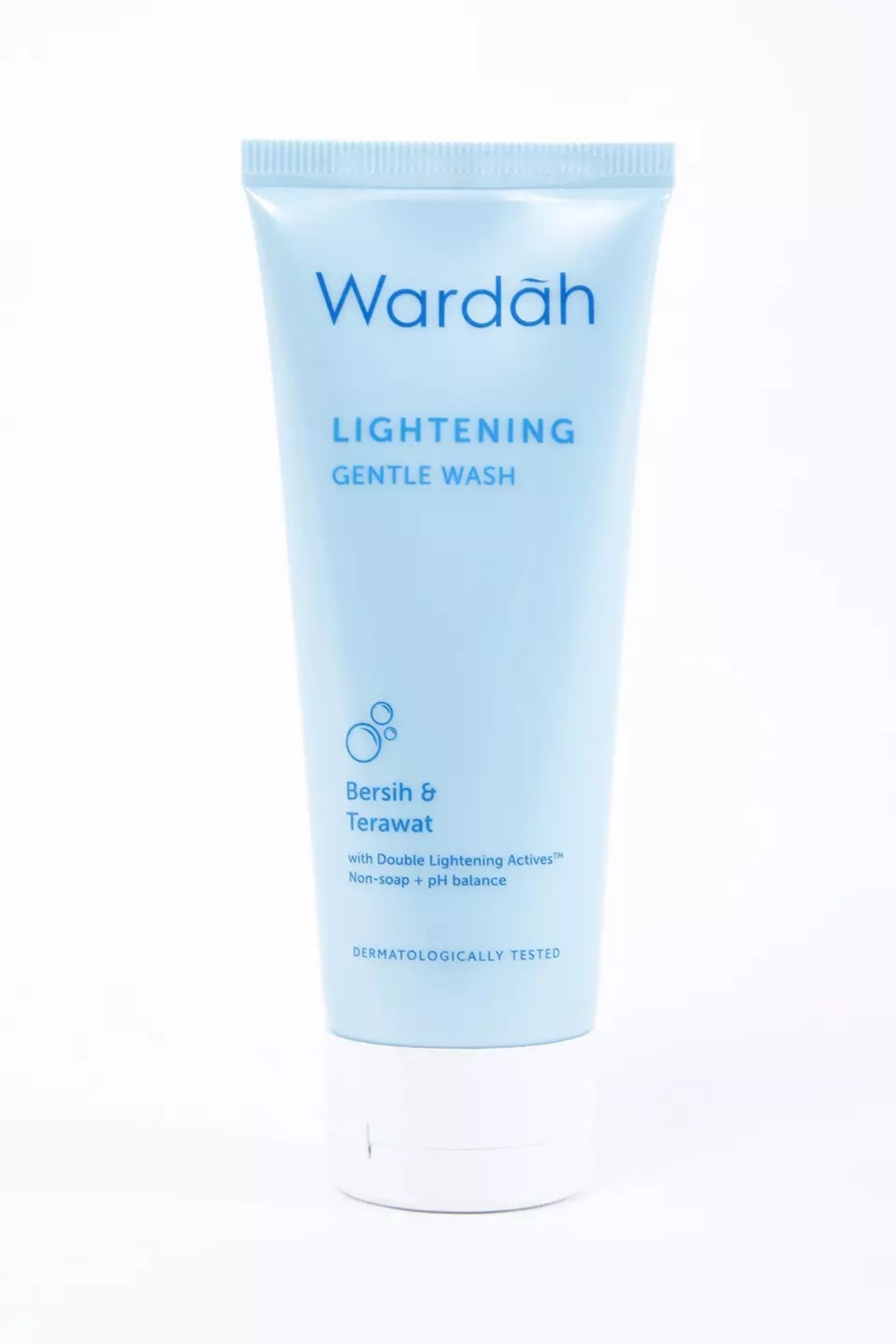 Wardah Lightening Gentle Wash with Double Ligthening Actives 60ml