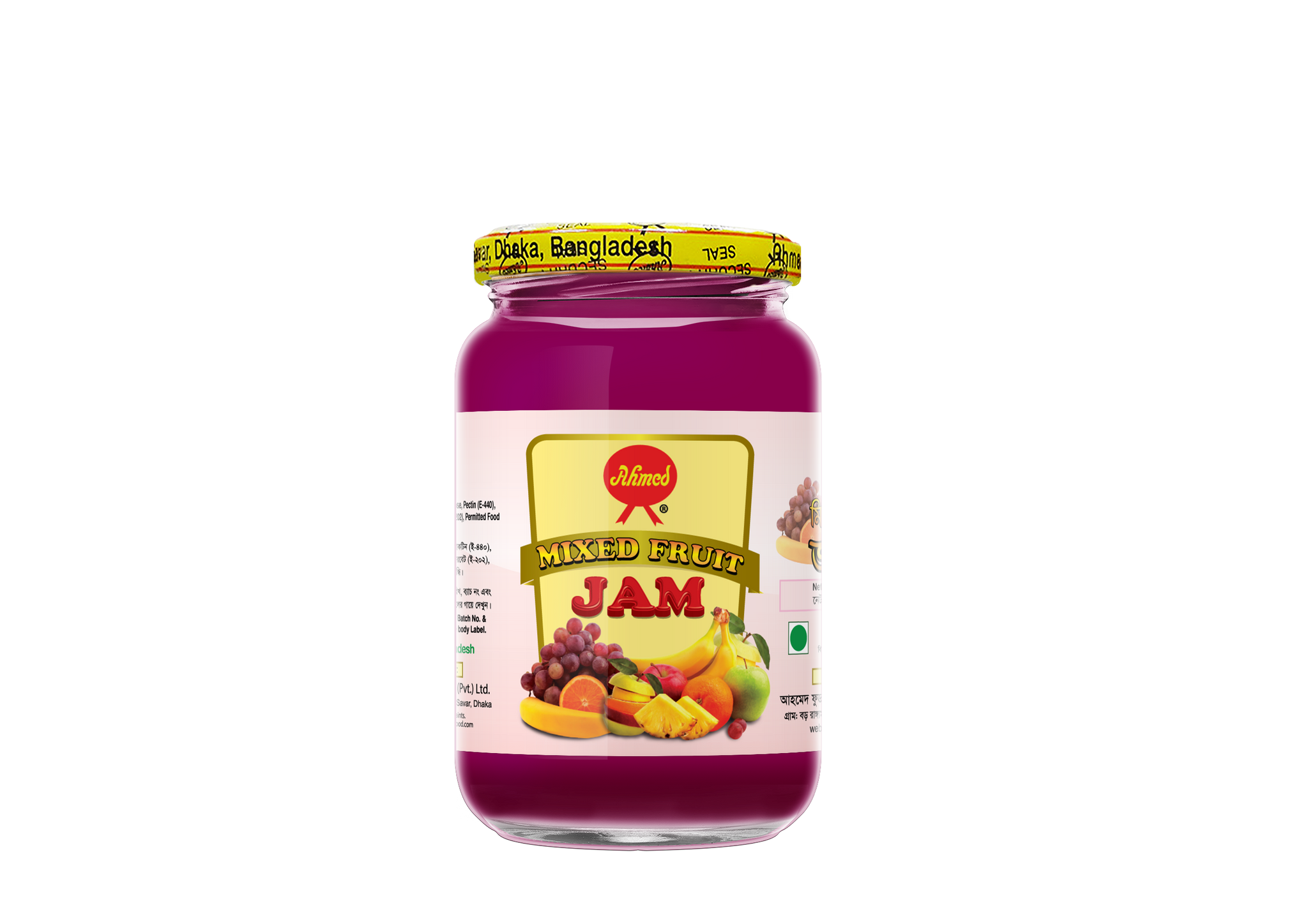 Ahmed Mixed Fruit Jam 250 gm