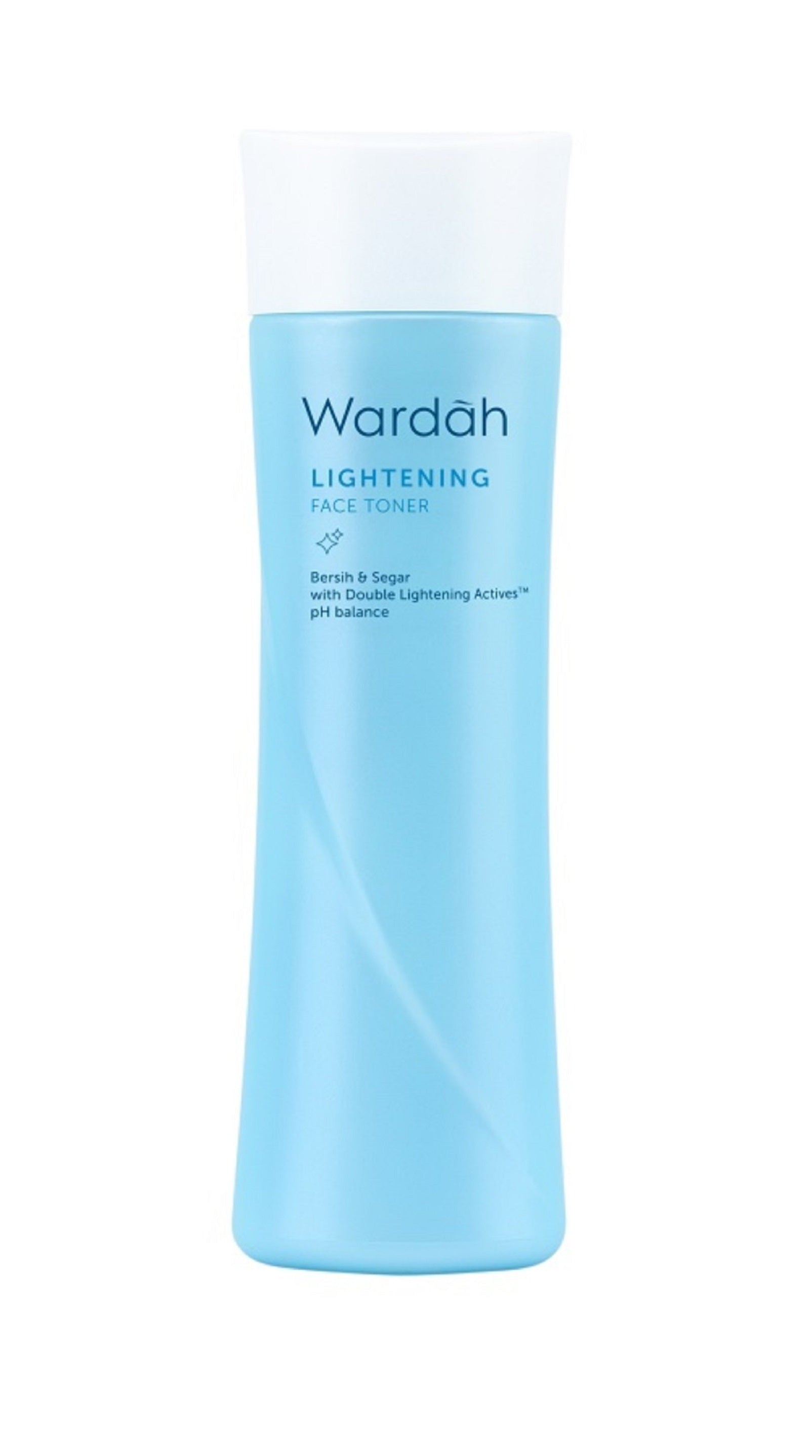 Wardah Lightening Face Toner with Double Lightening Actives 150ml