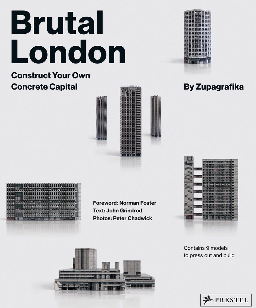 Brutal London - Construct Your Own Concrete Capital