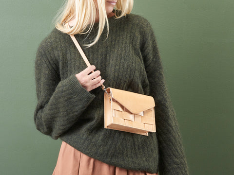 Näver Mini Shoulder Bag