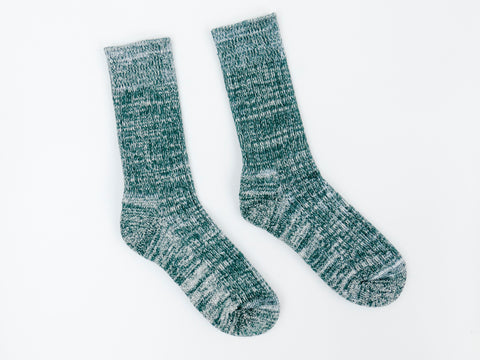 Pennine Hiking Gear Socks - Dark Green