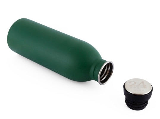Urban Bottle - 0.5L - Stone Finish - Jungle Green