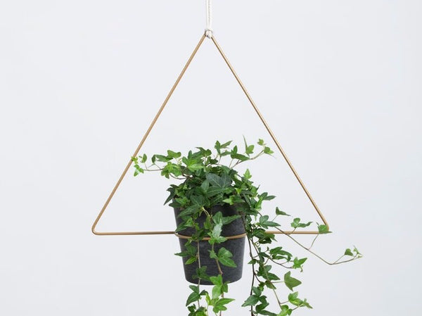 Hanging Planter - Triangula