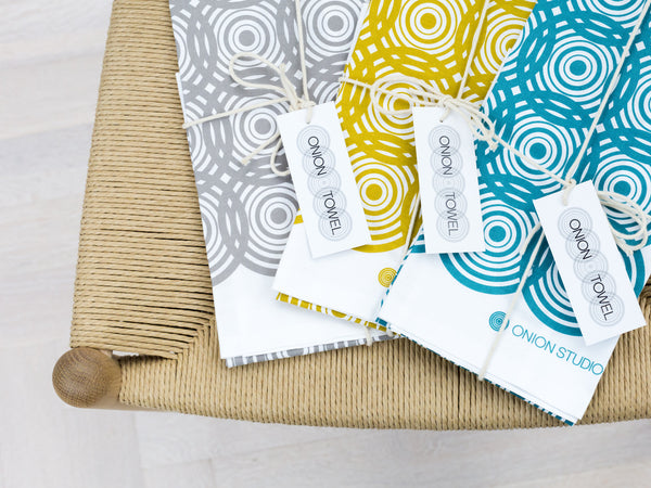 Sella Tea Towel Collection (pack of 3)