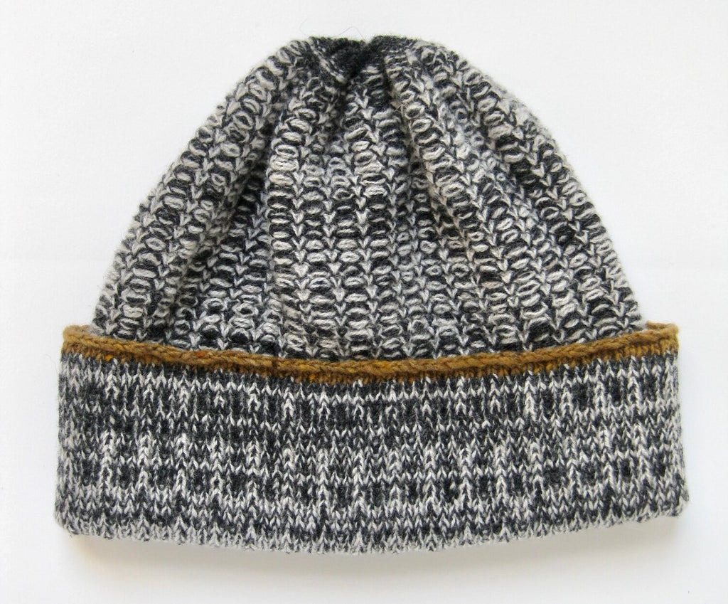 Cliffe Wool Hat -  Charcoal