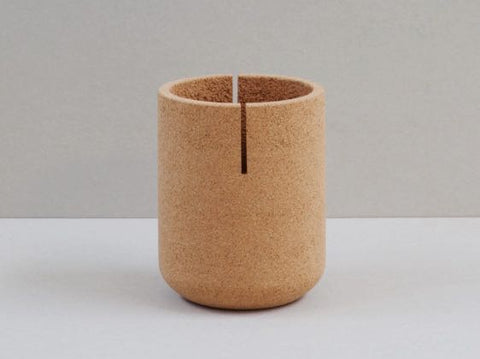 Miko Tall Cork Vessel