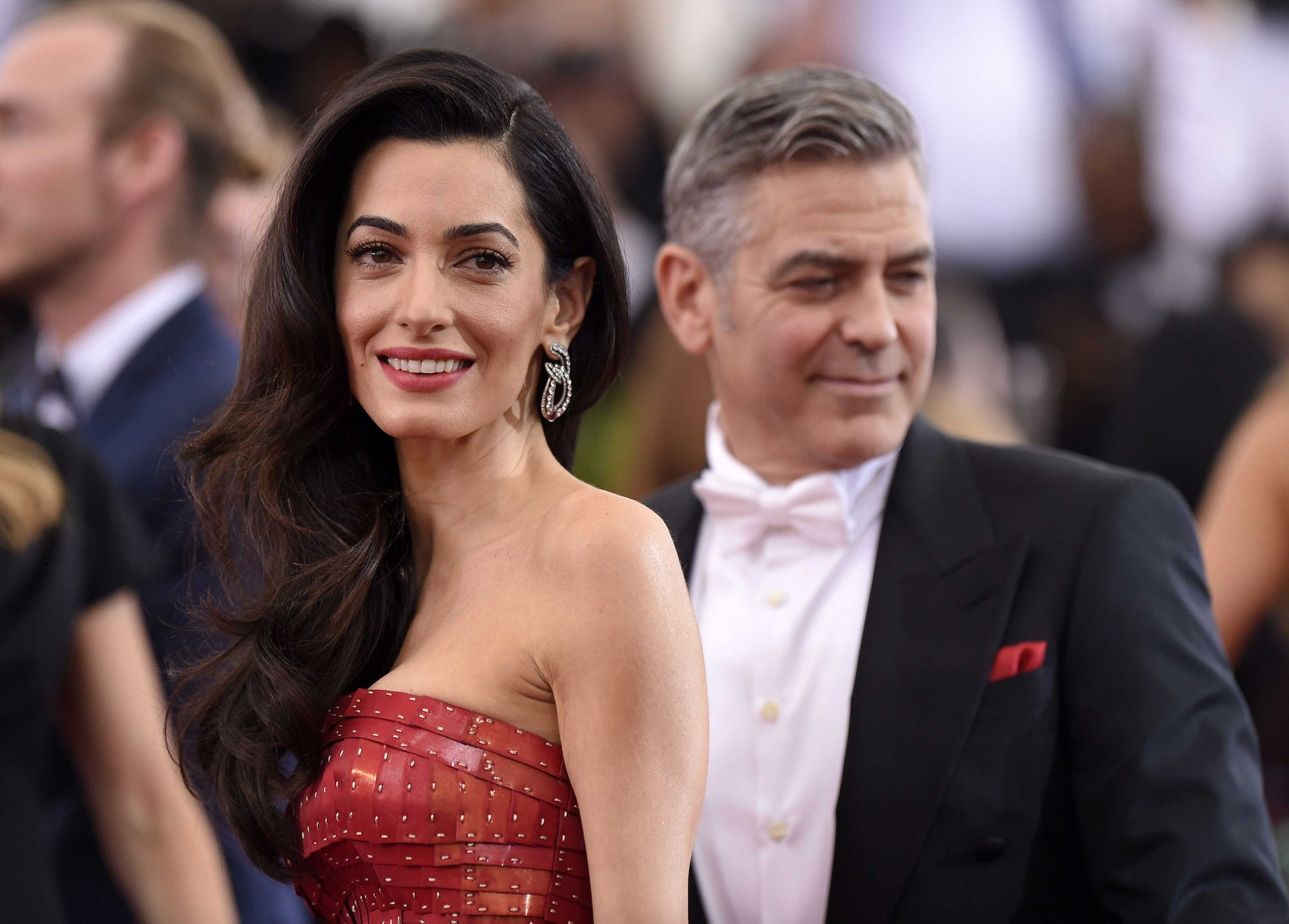 Moss Muse: Amal Clooney