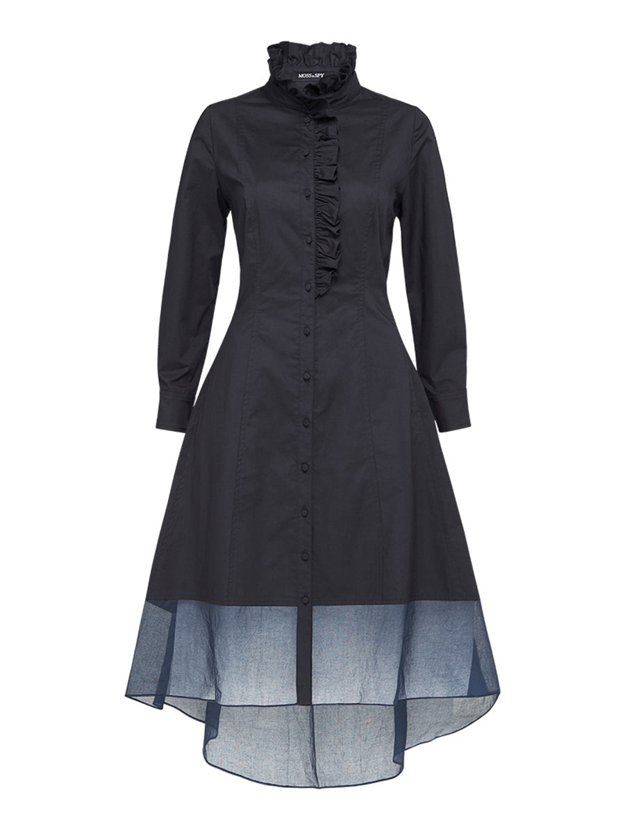 Alexandrine Shirt Dress