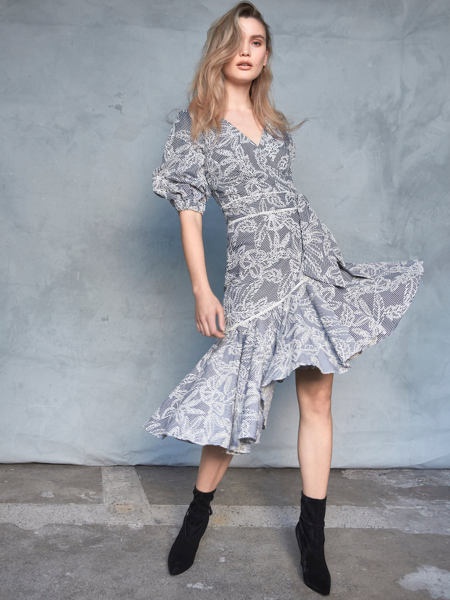 Lolita Wrap Dress - Pre Order 31/1/19