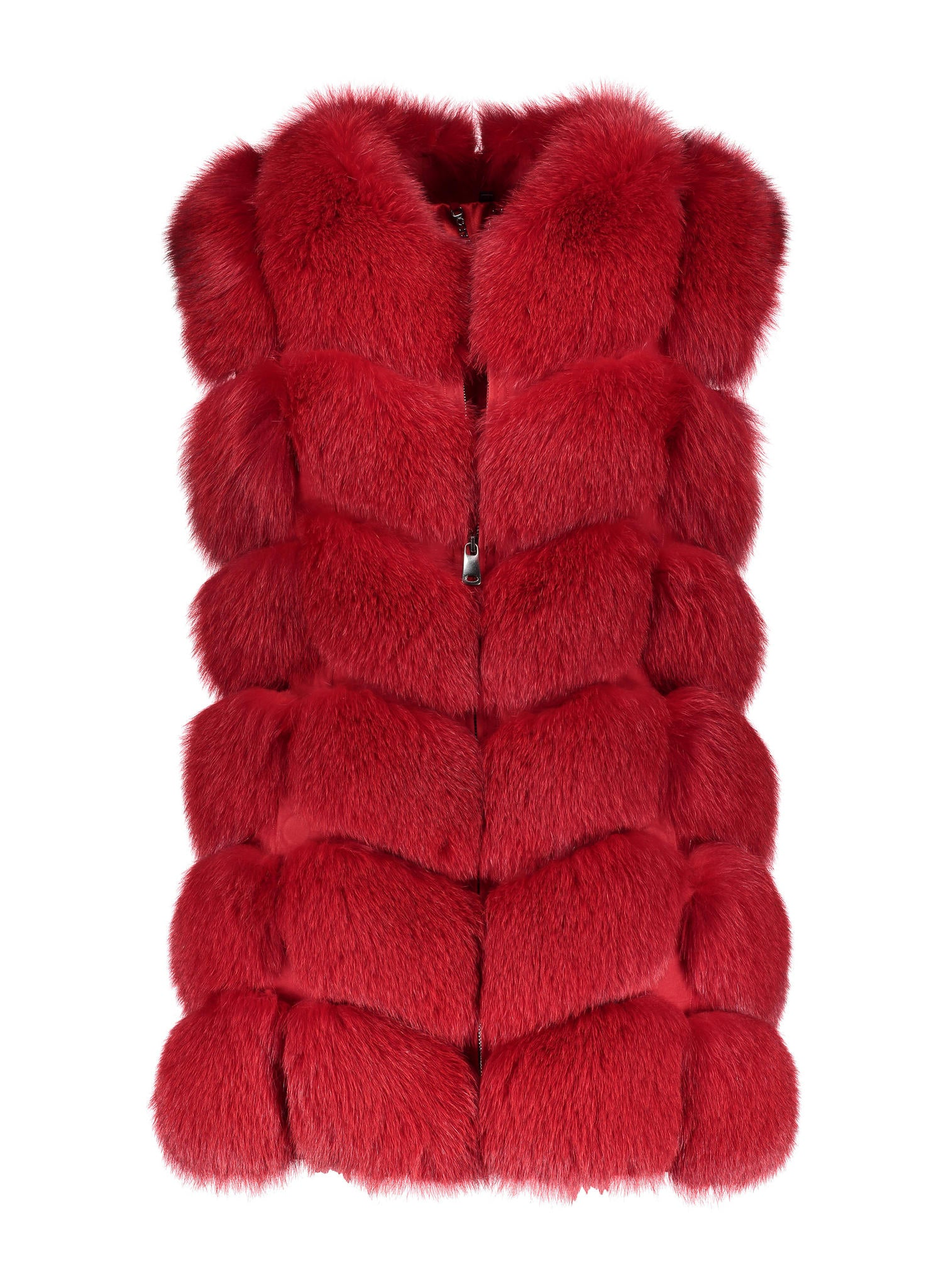 Sienna Fox zipper Vest