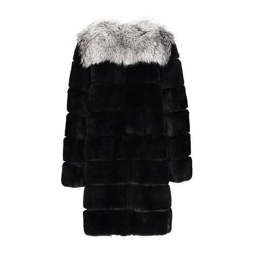 Elyssa Rex & Fox zipper Coat