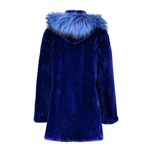 Virginia Sheared Beaver Fur Parka