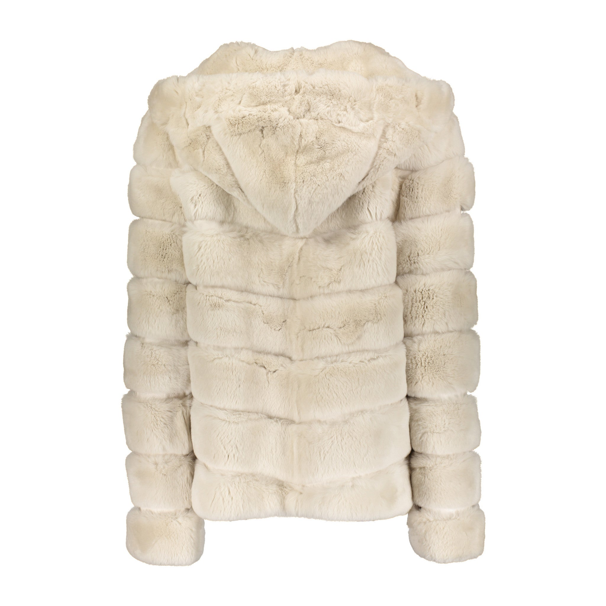Casey Rex Rabbit Hooded Jacket
