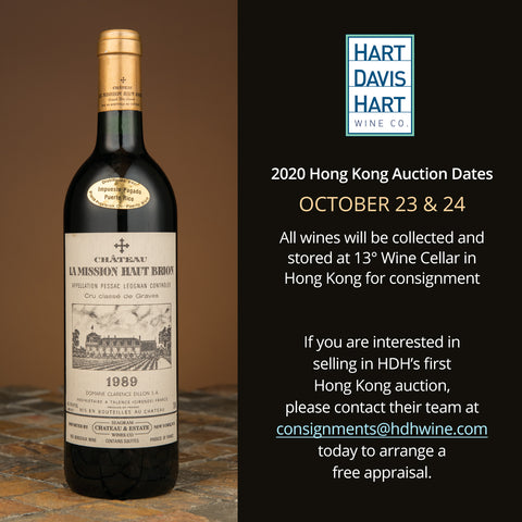 First HDH Auction in Hong Kong