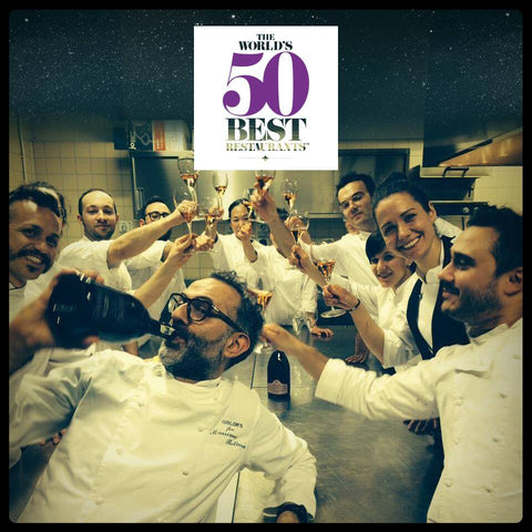 World Best Restaurant Osteria Francescana