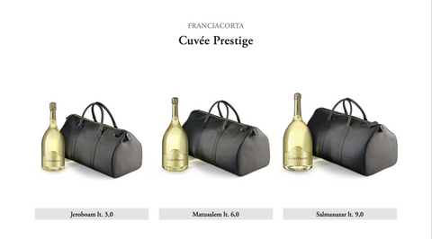 Ca' del Bosco Franciacorta carry bag