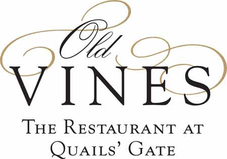 The Old Vines Restaurant Logo