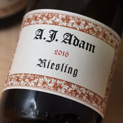 Weingut A. J. Adam Trocken Riesling 2016, Mosel, Germany (750ml)