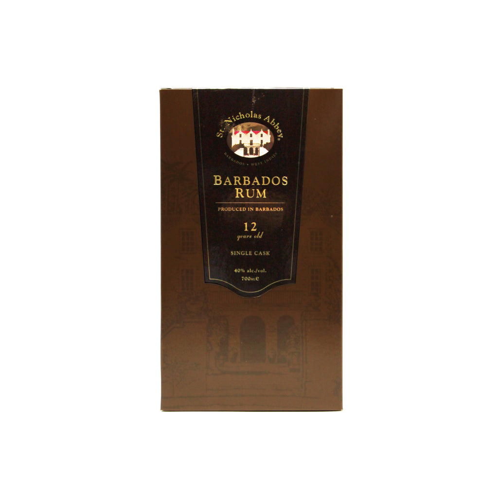 St. Nicholas Abbey 12 Year Old, Barbados (700ml)