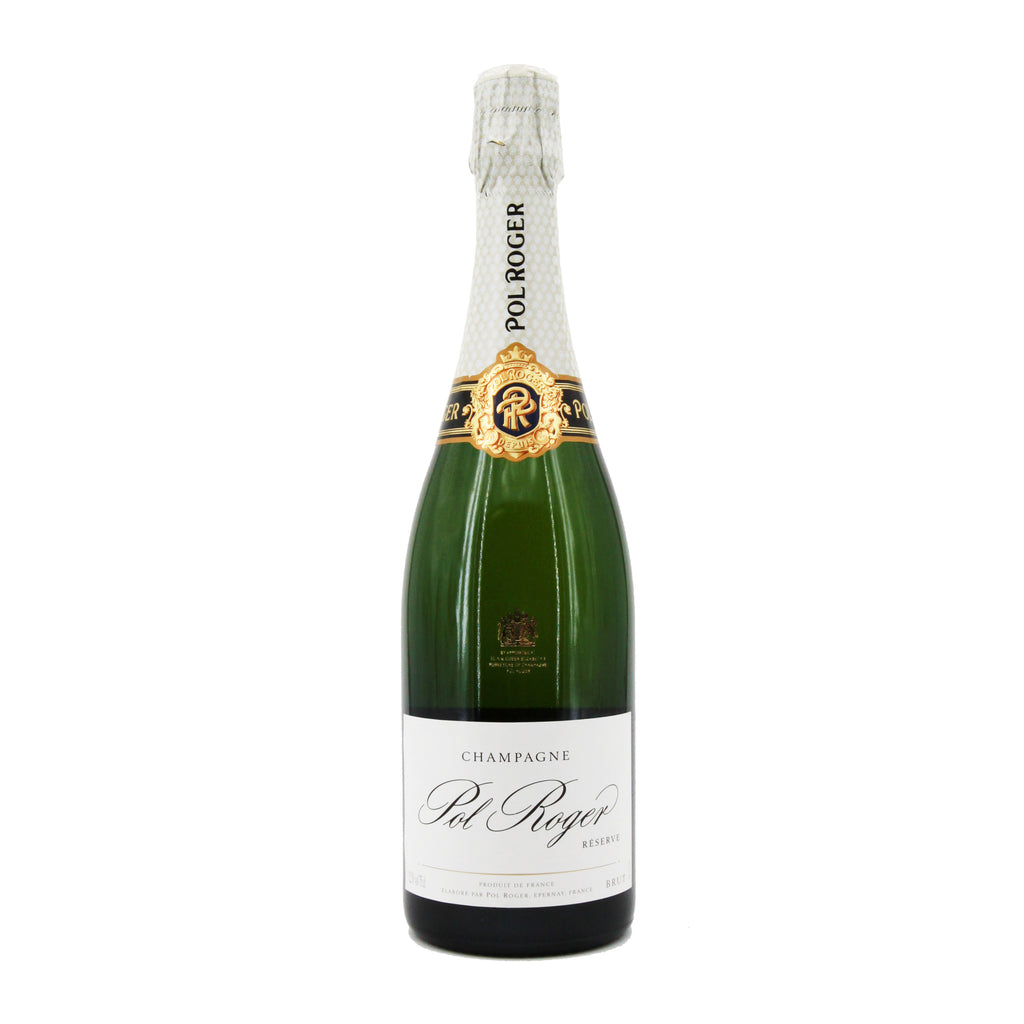 Pol Roger Brut NV, Champagne, France (750ml)
