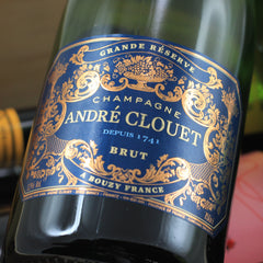 Andre Clouet Grande Reserve NV, Champagne, France (750ml)
